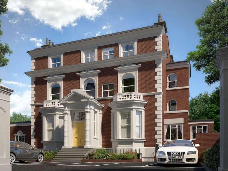 2 Bedrooms Apartment Flat for sale in Devonshire Road, Princes Park, L8