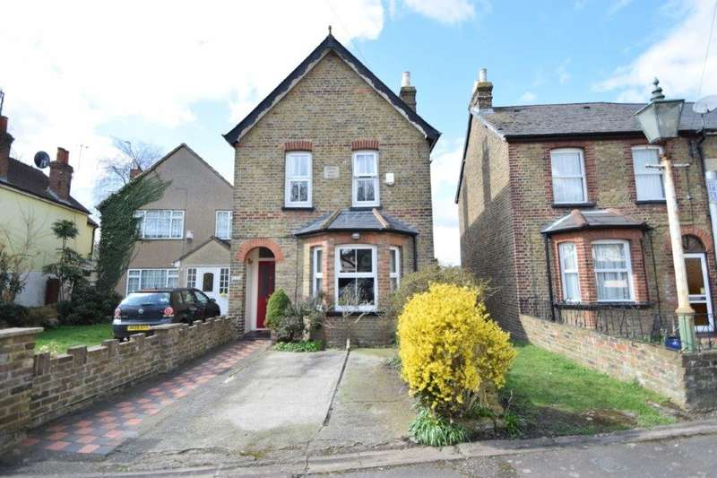 4 Bedrooms Detached House for sale in Chalvey Grove, Slough, SL1