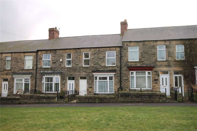 2 Bedrooms Terraced House for sale in Vane Terrace, Cockfield, County Durham, DL13