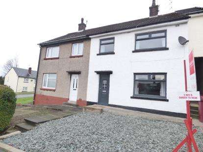 3 Bedrooms Terraced House for sale in Brunshaw Avenue, Burnley, Lancashire