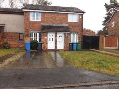 2 Bedrooms Terraced House for sale in Chepstow Close, Callands, Warrington, Cheshire