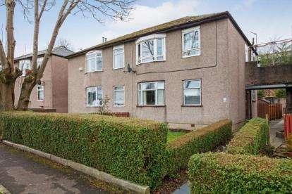 3 Bedrooms Flat for sale in Curling Crescent, Glasgow, Lanarkshire