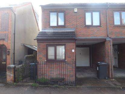 3 Bedrooms Semi Detached House for sale in Alexandra Road, Hemel Hempstead, Hertfordshire