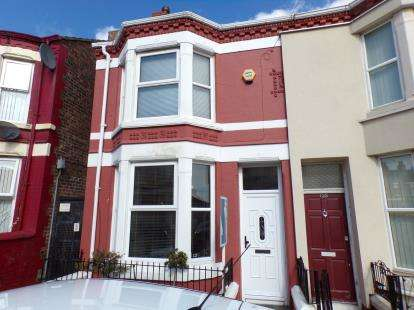 3 Bedrooms End Of Terrace House for sale in Wellbrow Road, Walton, Liverpool, Merseyside, L4