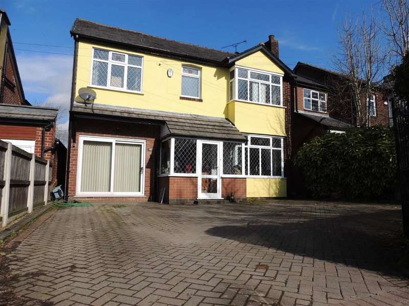5 Bedrooms Detached House for sale in Compstall Road, Romiley, Stockport