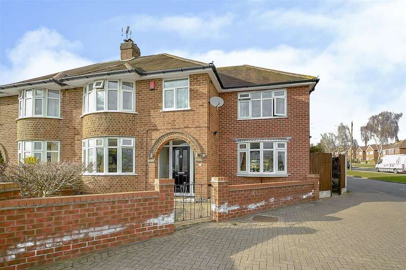 5 Bedrooms Semi Detached House for sale in Woodstock Road, Toton