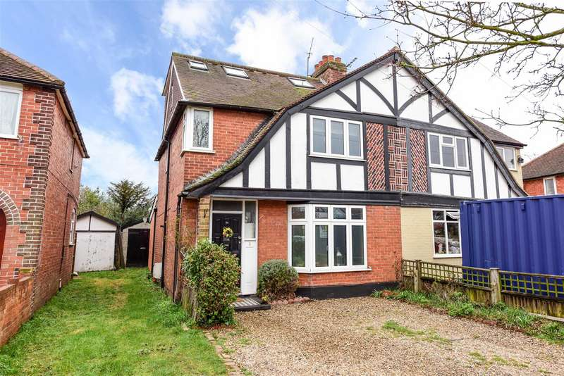 5 Bedrooms Semi Detached House for sale in Garden Road, Walton-On-Thames