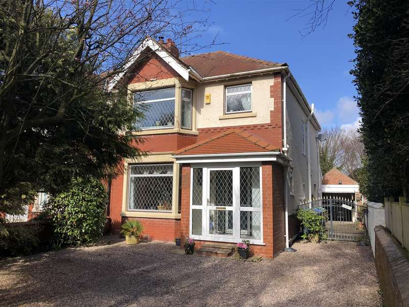 3 Bedrooms Semi Detached House for sale in Central Drive, Ansdell, Lytham St. Annes