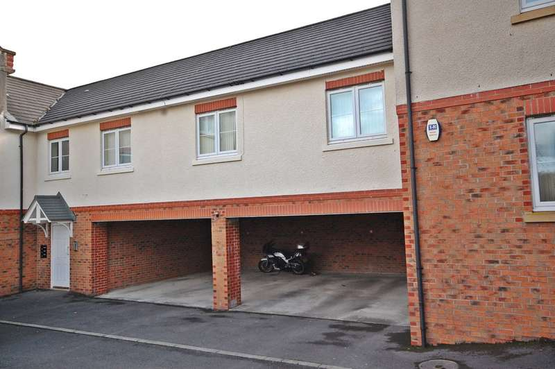 2 Bedrooms Ground Flat for sale in Farrier Close, Pity Me, Newton Hall