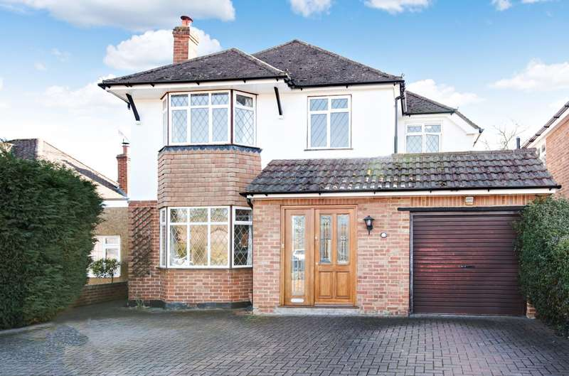4 Bedrooms Detached House for sale in Mayford
