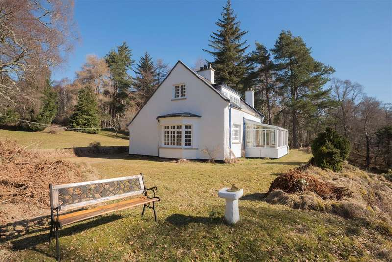3 Bedrooms Detached House for sale in Dalanloch, Balnain, Drumnadrochit, Inverness, IV63