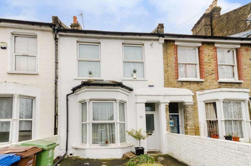 3 Bedrooms Terraced House for sale in Nunhead Grove, Nunhead, SE15