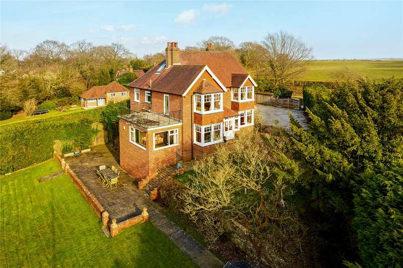 4 Bedrooms Detached House for sale in Pell Green, Wadhurst, East Sussex, TN5