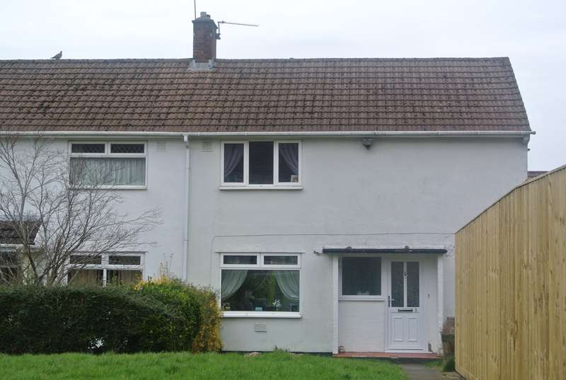 2 Bedrooms Semi Detached House for sale in Maendy Way, Pontnewydd, Cwmbran, NP44