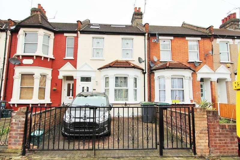 4 Bedrooms Terraced House for sale in Granville Road, London, London, N22
