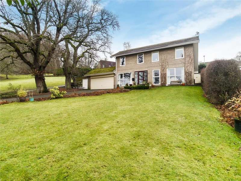 4 Bedrooms Detached House for sale in Hackwood Park, Hexham, Northumberland