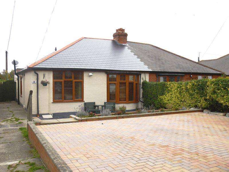 3 Bedrooms Bungalow for sale in Langdon Avenue, Ash