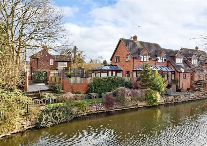 4 Bedrooms Detached House for sale in Jasmine Cottage, Giggetty Lane, Wombourne, Wolverhampton, South Staffordshire, WV5