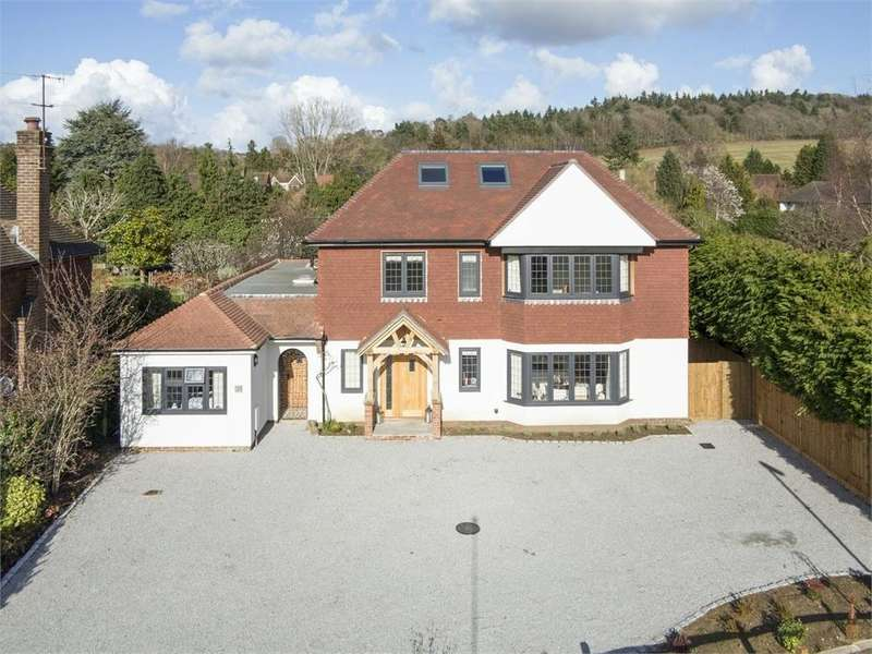 6 Bedrooms Detached House for sale in Tilehouse Road, Guildford, Surrey