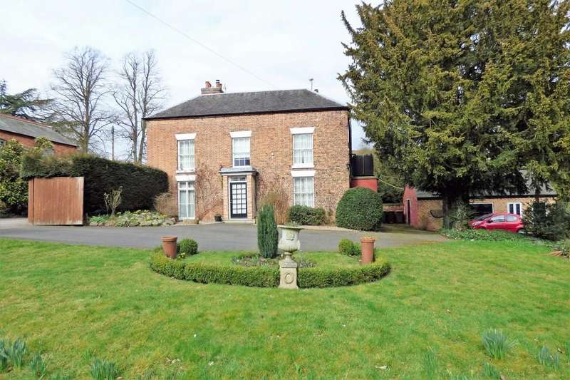6 Bedrooms Detached House for sale in Main Street, Tatenhill