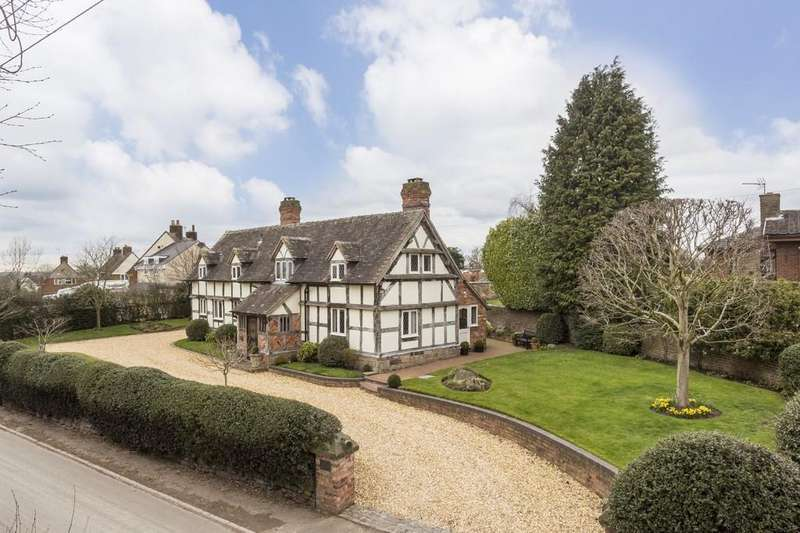 4 Bedrooms Detached House for sale in Bednall, Stafford