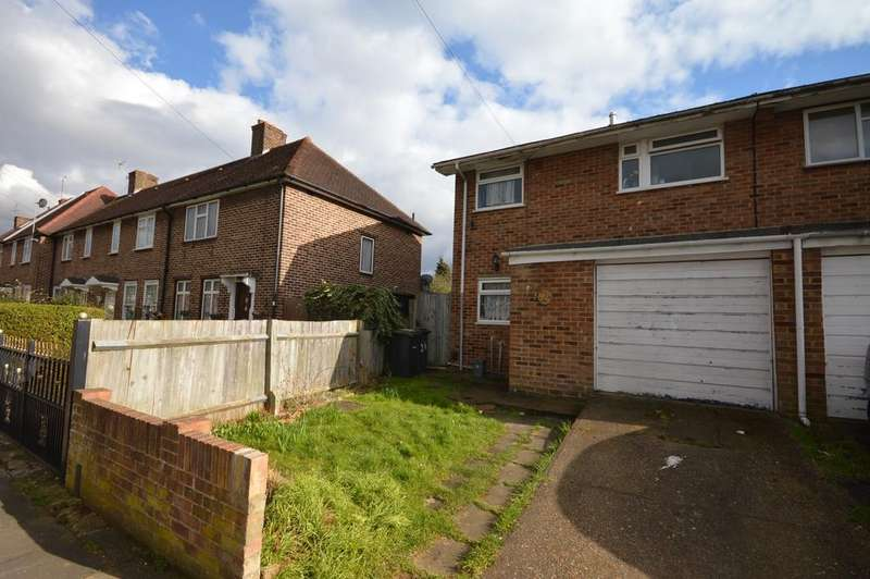 3 Bedrooms End Of Terrace House for sale in Waters Road Catford SE6