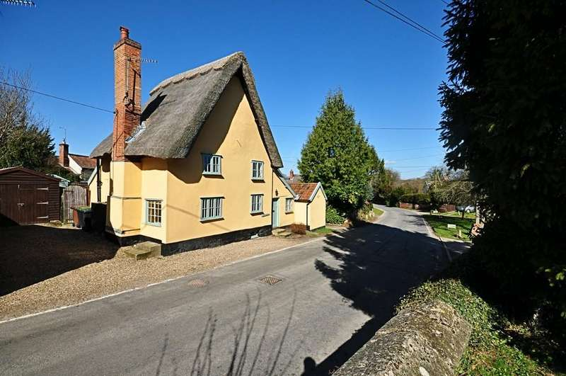 3 Bedrooms Cottage House for sale in The Street, Wattisfield, Diss