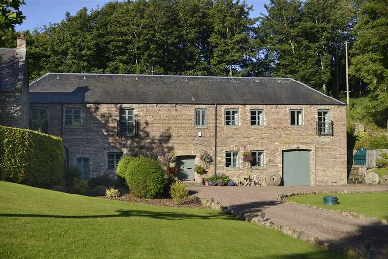 6 Bedrooms Country House Character Property for sale in Fushiebridge, Midlothian, EH23