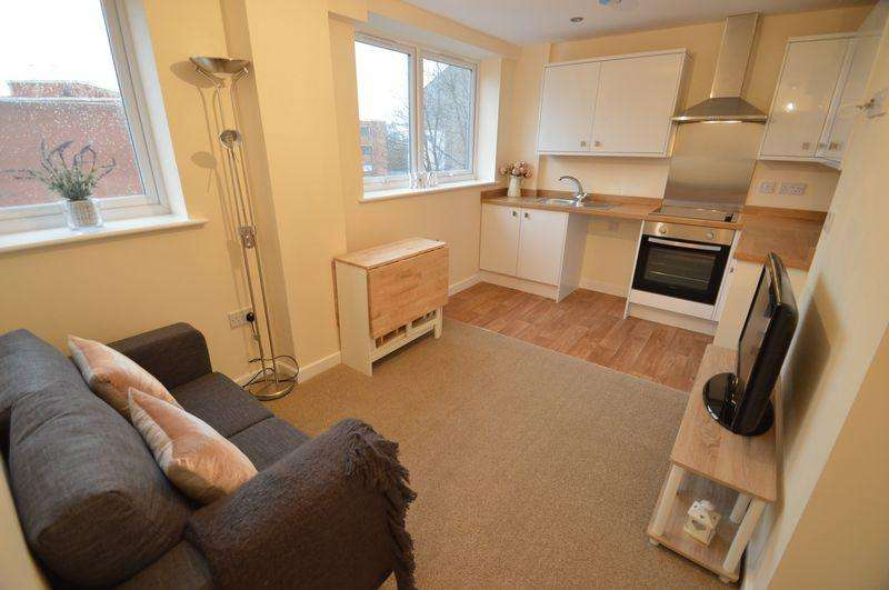 1 Bedroom Apartment Flat for sale in Apartment 7, Herbert Street, Redditch