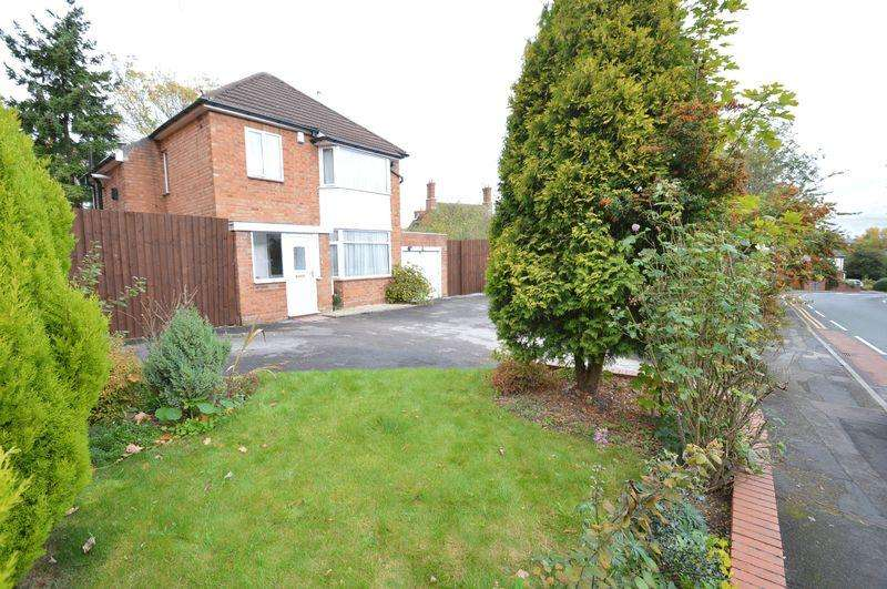3 Bedrooms Detached House for sale in Easemore Road, Redditch