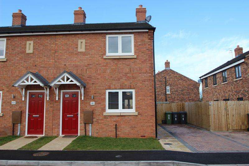 3 Bedrooms End Of Terrace House for sale in Damson Close, Stratford-Upon-Avon