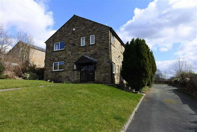 4 Bedrooms Detached House for rent in Cross Lee Road, Todmorden, Halifax, OL14