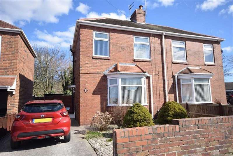 2 Bedrooms Semi Detached House for sale in Colman Avenue, South Shields