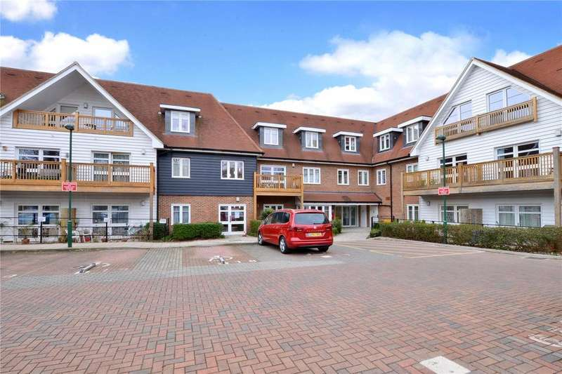 1 Bedroom Flat for sale in Bethell Court, 31 Mickleham Gardens, Cheam, SM3