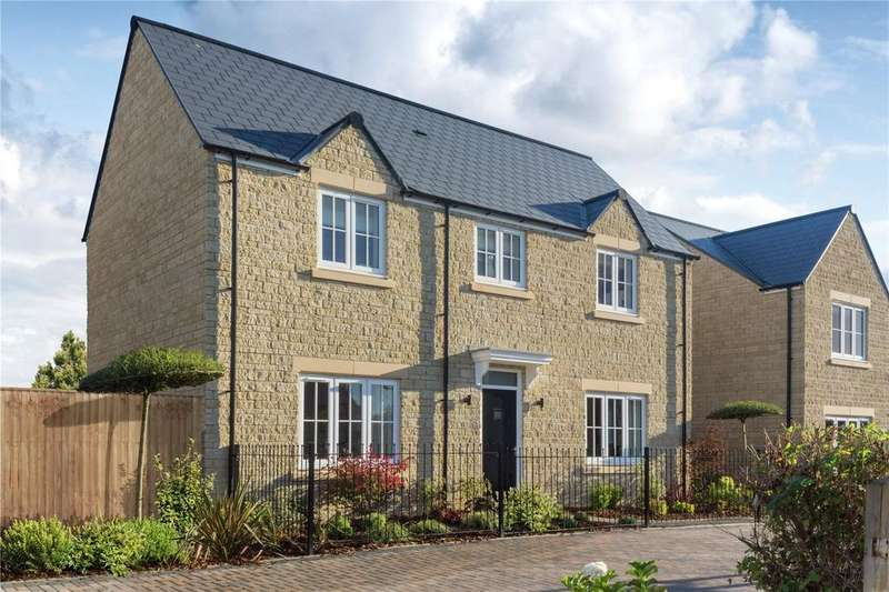 4 Bedrooms Detached House for sale in Plot 99, Oakwood Gate, New Road, Bampton, Oxfordshire, OX18
