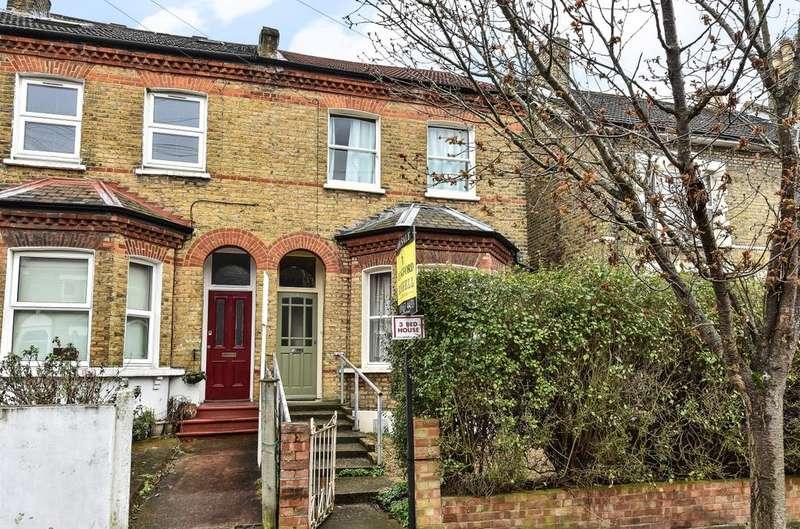 3 Bedrooms Semi Detached House for sale in Stodart Road London SE20