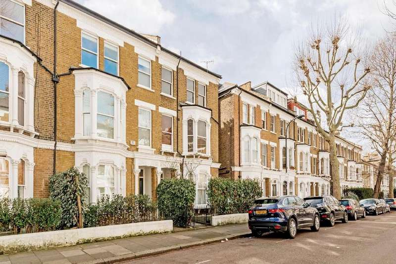 2 Bedrooms Flat for sale in Cromwell Grove, Brook Green