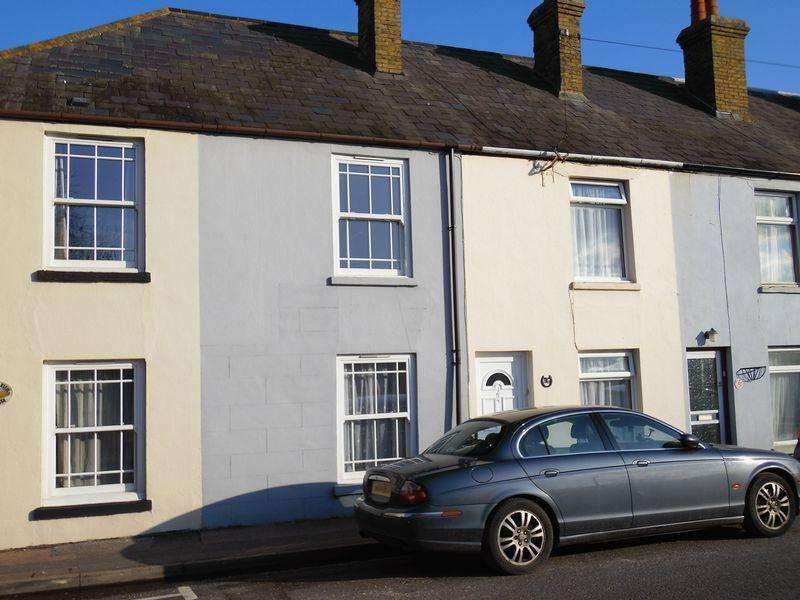 2 Bedrooms Cottage House for sale in The Street, Ash