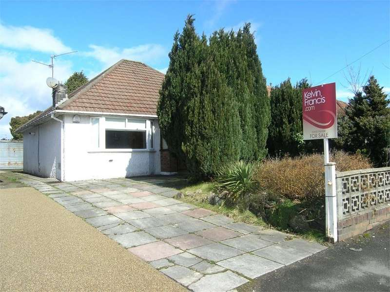 3 Bedrooms Detached Bungalow for sale in Tyn-Y-Parc Road, Rhiwbina, Cardiff
