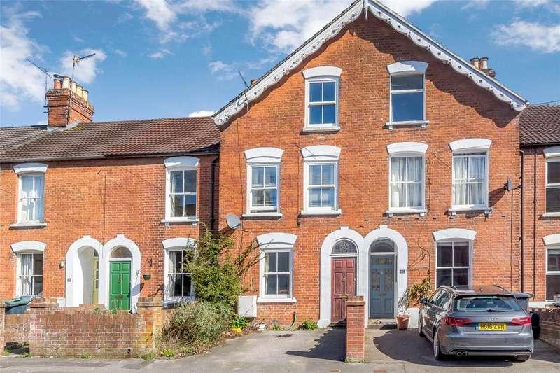 4 Bedrooms Terraced House for sale in Park Street, Salisbury, Wiltshire, SP1