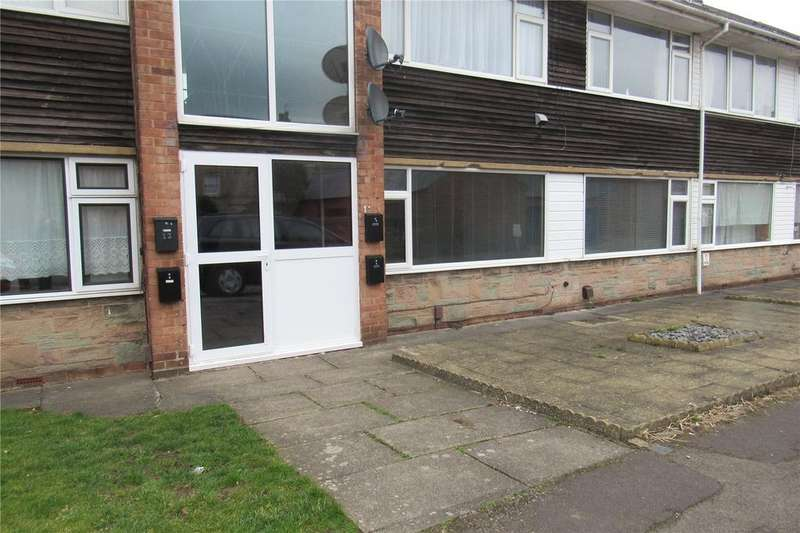 2 Bedrooms Apartment Flat for sale in Wrightson Close, Sutton In Ashfield, Nottinghamshire, NG17