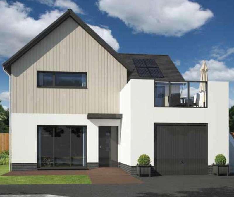 4 Bedrooms Detached House for sale in Pavilion View, Pebbleridge Road