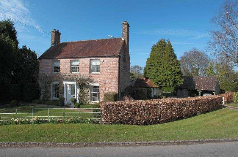 5 Bedrooms Detached House for sale in Horsted Lane, Danehill