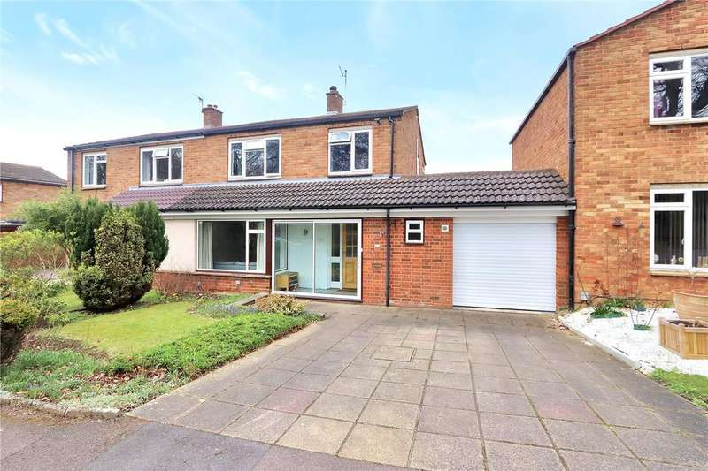 3 Bedrooms House for sale in Chambersbury Lane, Hemel Hempstead, Herts, HP3