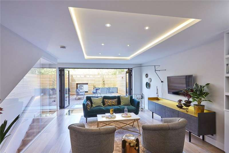 4 Bedrooms End Of Terrace House for sale in Upland Road, East Dulwich, London, SE22