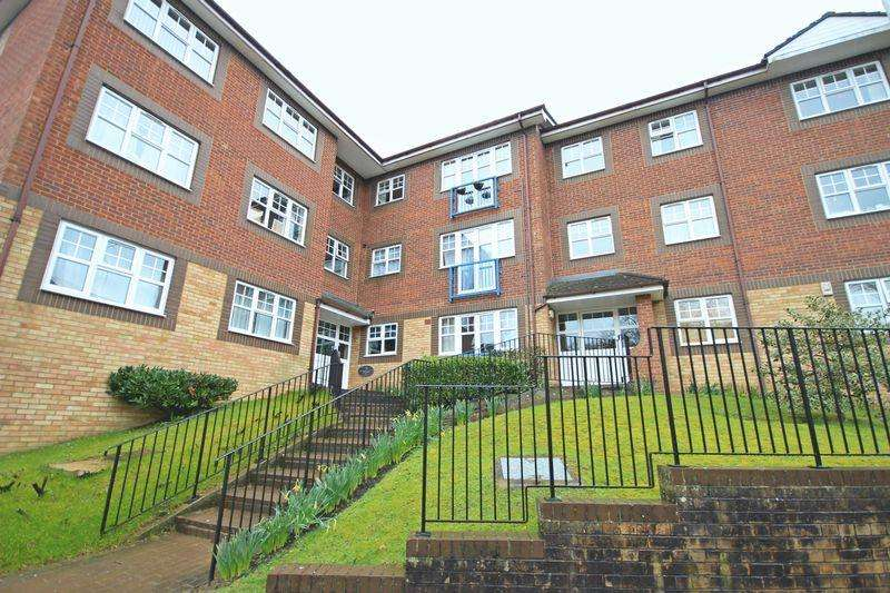 2 Bedrooms Apartment Flat for sale in Viscount Court, Knights Field, Luton
