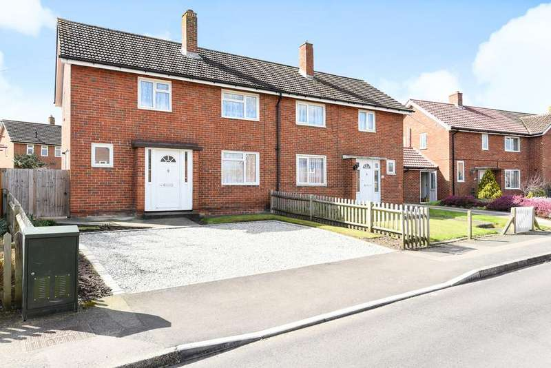 3 Bedrooms Semi Detached House for sale in East Malling, West Malling
