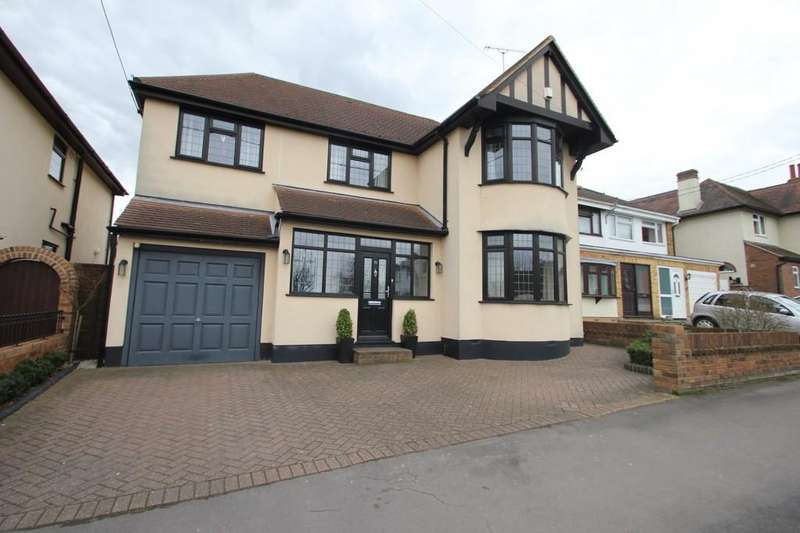 5 Bedrooms Detached House for sale in Gladstone Road, Hockley