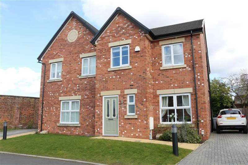 3 Bedrooms Semi Detached House for sale in Vicarage Avenue, Congleton