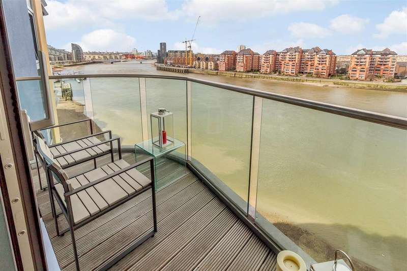 1 Bedroom Apartment Flat for sale in Vicentia Court, Battersea